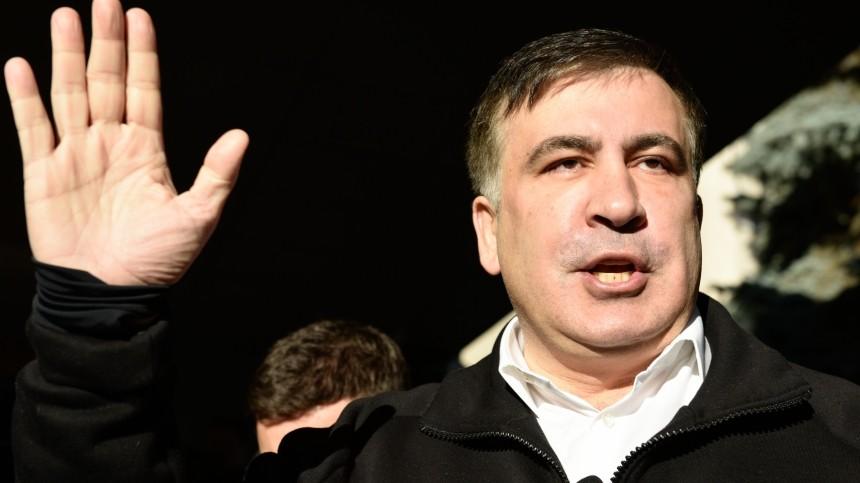 Цирк уехал, клоун неостался. Что Кремль думает овозвращении экс-лидера Грузии?