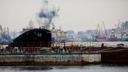 Наводившая ужас наВМС США подлодка «Ленинский комсомол» завершила последнее плавание