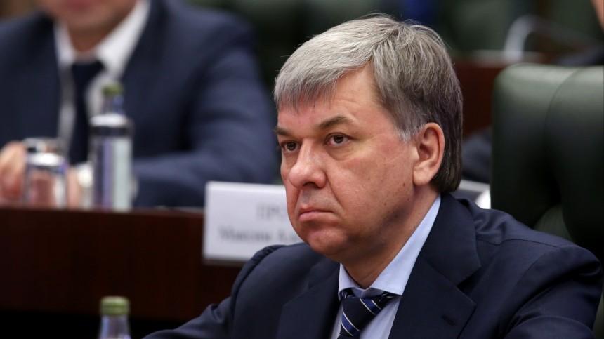 Экс-главу Росалкогольрегулирования арестовали вЧерногории