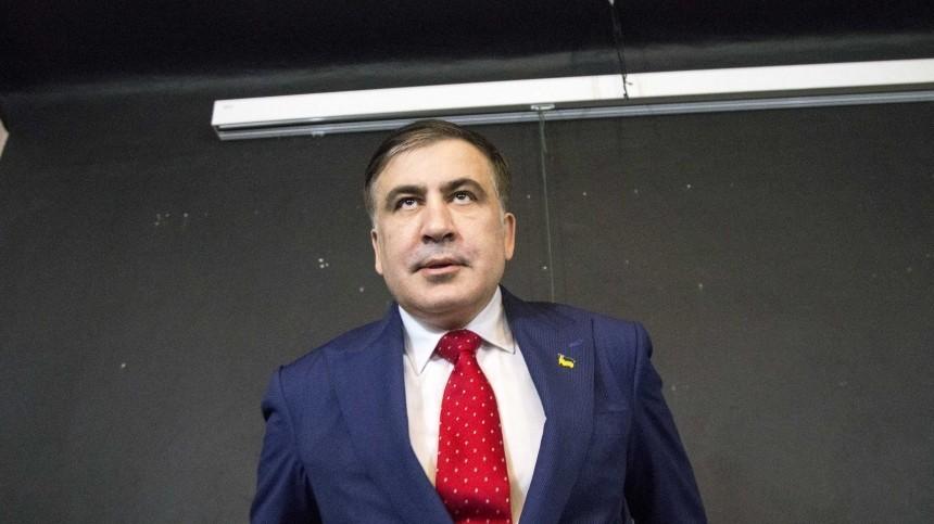 Саакашвили задержан вГрузии