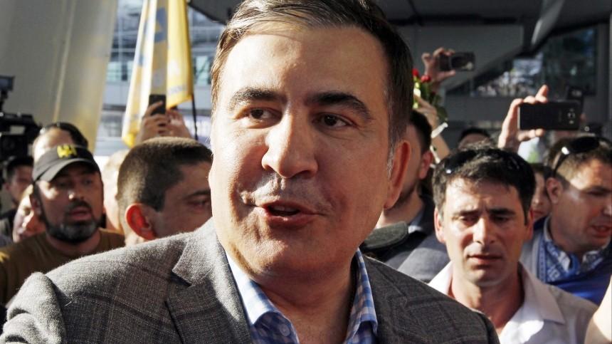 Захарова оценила «беспокойство» Зеленского озадержанном вГрузии Саакашвили