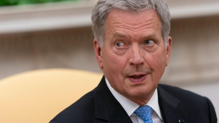 Президент Финляндии призвал Европу кдиалогу сМосквой