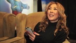 Катя Лель вылечила сломанную ногу Аниты Цой спомощью «инопланетного» дара