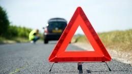 Микроавтобус сдетьми изспортшколы попал вДТП вВолгоградской области