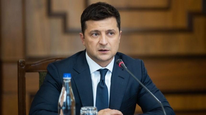 Зеленский заявил о«мощной» Украине иее«наглой» политике