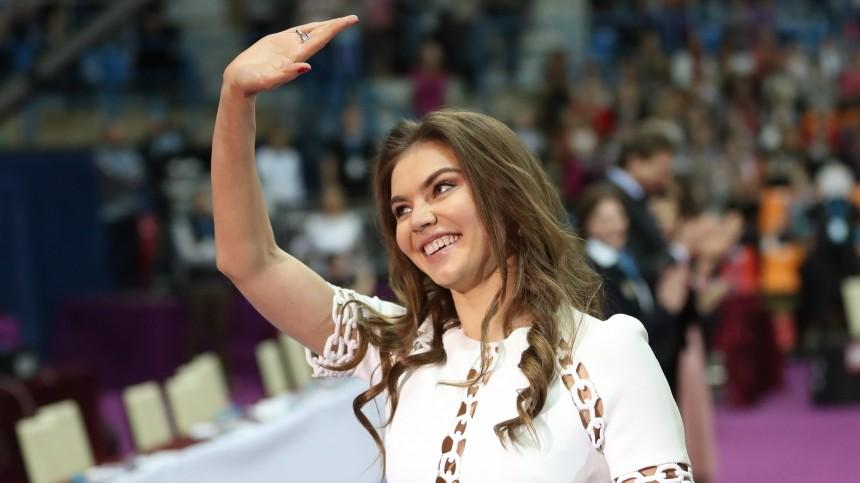 Алина Кабаева проведет экспериментальный турнир похудожественной гимнастике