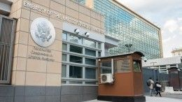 ВМИД РФответили напризывы кБайдену выслать 300 российских дипломатов