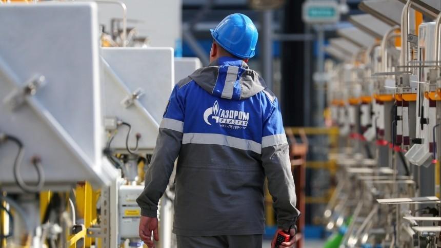 Путин попросил «Газпром» ненаращивать поставки газа вобход Украины