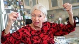Актрисы Поргина иСтаростина устроили потасовку насъемках уМалахова