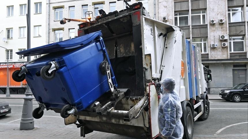 Вроссийских регионах завышают цены навывоз мусора