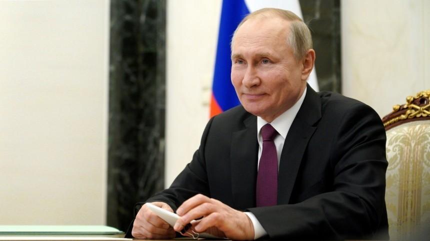 Песков рассказала опланах Путина вдень рождения