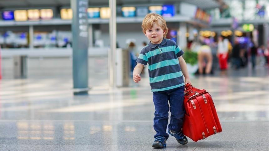 Все решают родители: изменились правила вывоза детей заграницу