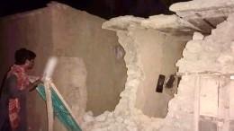 Землетрясение вПакистане унесло жизни неменее 20 человек