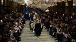 Неделя моды вПариже: Главные тренды весны-лета 2022 года