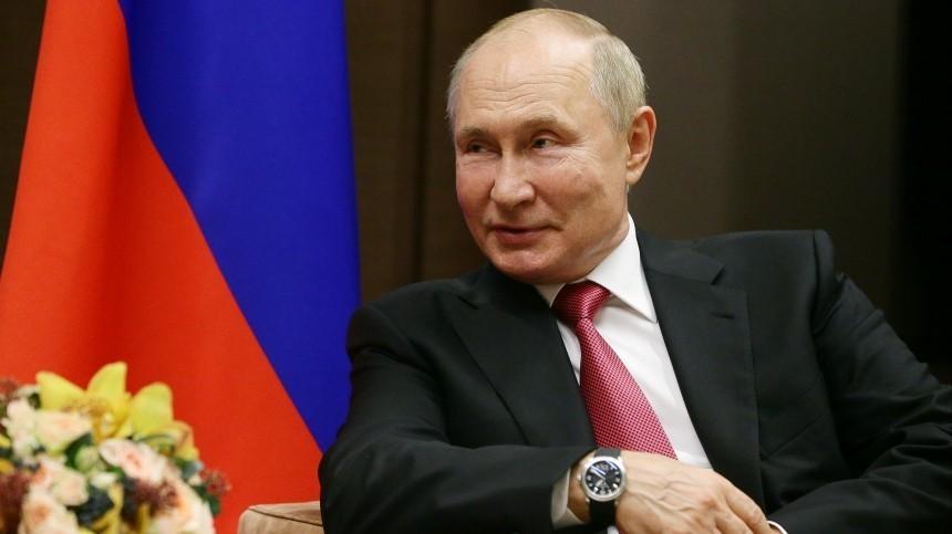 ВРаде поздравили Путина фразой магистра Йоды: «Дапребудет свами сила!»