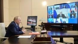Кто измировых лидеров поздравил Владимира Путина сднем рождения