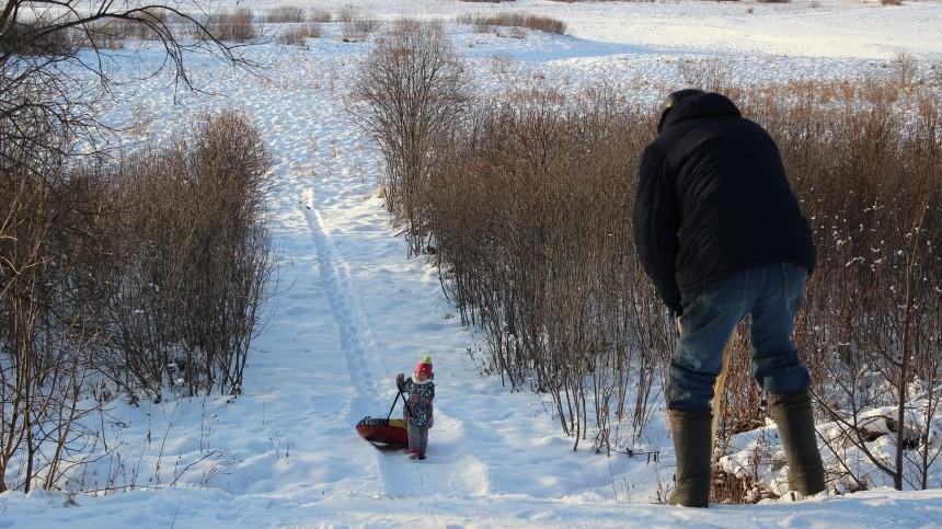 Девять народных примет суровой холодной зимы