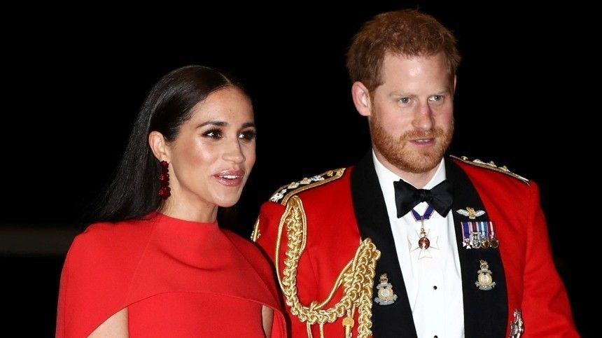 Принц Гарри иМеган Маркл устроили громкий скандал вовремя визита вНью-Йорк
