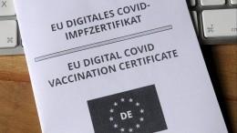 Минздрав РФопроверг слова посла ЕСодокументах поCOVID-сертификатам