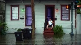 Четыре человека стали жертвами наводнения вштате Алабама