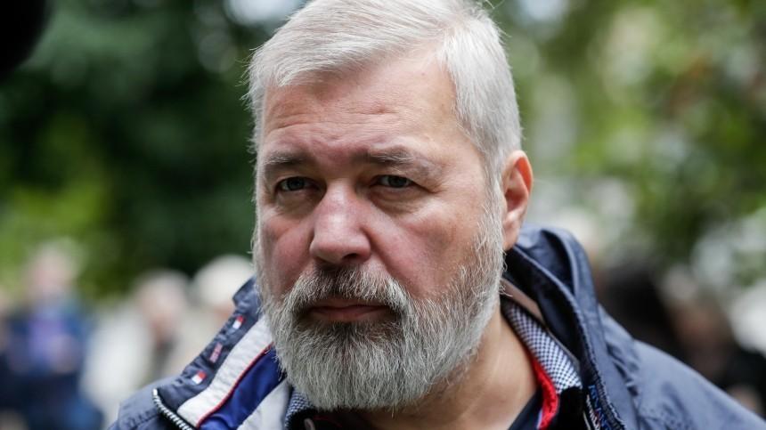Нобелевскую премию мира получил российский журналист Муратов