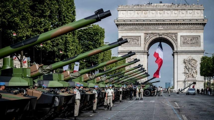 Французский танкист разболтал военную тайну вспоре овидеоигре