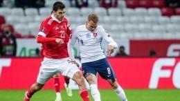 Сборная России обыграла Словакию вотборочном матче ЧМ-2022