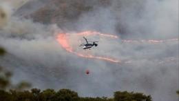 Бегите подальше: онколог предупредил осмертельной опасности дыма отпожаров