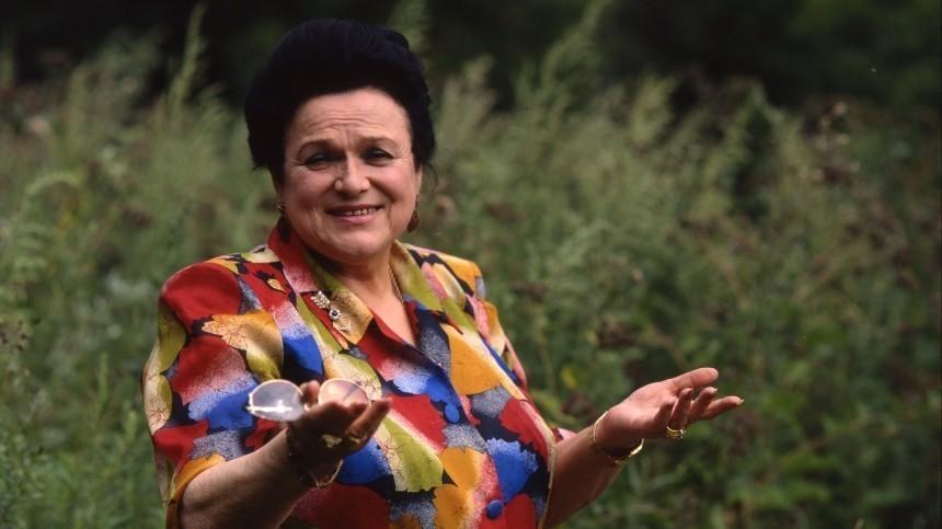 Вдова автора «Оренбургского пухового платка» рассказала оего связи сЗыкиной