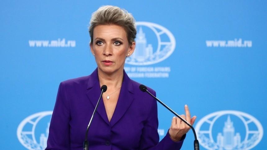 Захарова увидела впланах создания «Великой Албании» подрыв стабильности