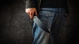 Ученик смертельно ранил ножом сверстника вшколе Махачкалы