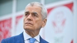 Онищенко обвинил MI-6 впрофнепригодности после обвинений РФвкраже вакцины