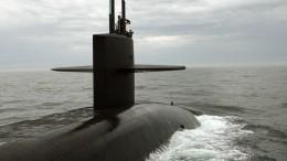 УСША появилась вторая подводная лодка стактическим ядерным вооружением