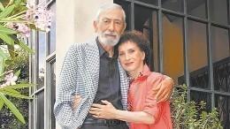 Умерла жена звезды фильма «Мимино» Вахтанга Кикабидзе