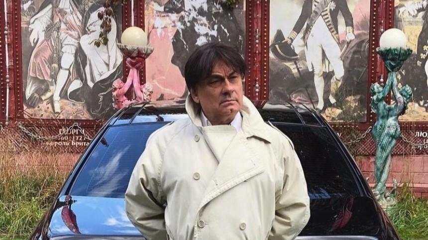 Игорь Крутой призвал помолиться заскорейшее выздоровление Александра Серова