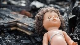 Женщина идвое малышей погибли при пожаре вбывшем общежитии вВологде