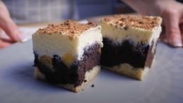 Картина сузорами: изумительно вкусный домашний торт-пирог сперсиком отНатали