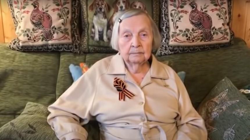 ВПетербурге умерла ветеран ВОВ Зинаида Корнева, собиравшая деньги для врачей