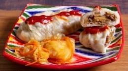 Как приготовить корейские пирожки пян-се— пошаговый рецепт сфото
