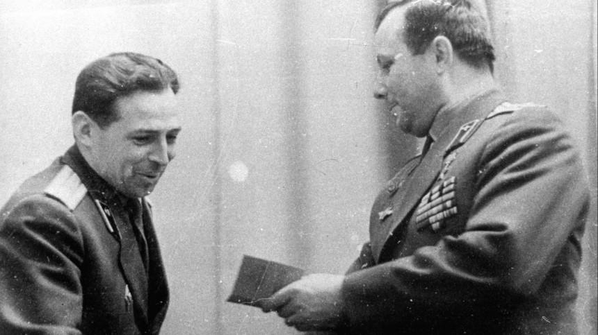 Умер отбиравший Гагарина вотряд космонавтов врач Иван Колосов