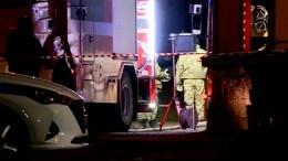 Автомобиль ссамодельной бомбой обнаружили возле стадиона вПетербурге