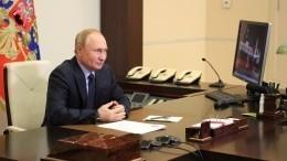 Путин назначил врио губернатора Ярославской области Михаила Евраева