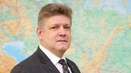 Путин назначил Серышева полпредом вСибирском федеральном округе