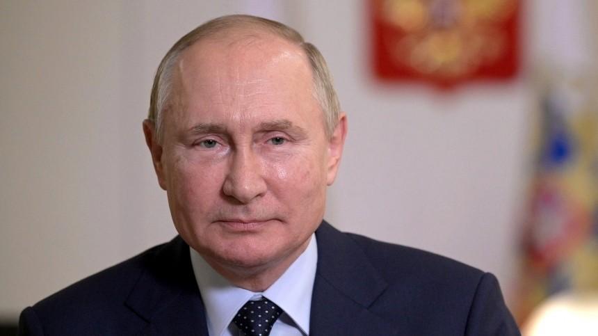 Путин примет участие вВалдайском клубе вочном формате