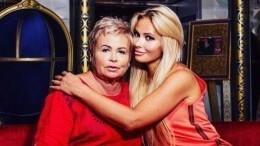 Дана Борисова олежащей вреанимации матери: «Уменя отлегло отсердца»