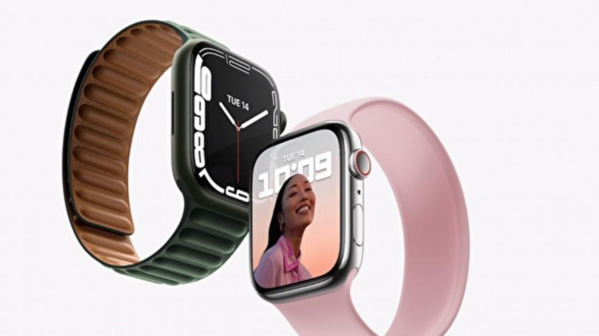 Watch вруку: что показал тест часов Apple 7-й серии