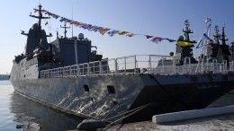 ВЯпонском море стартовали совместные учения флотов России иКитая