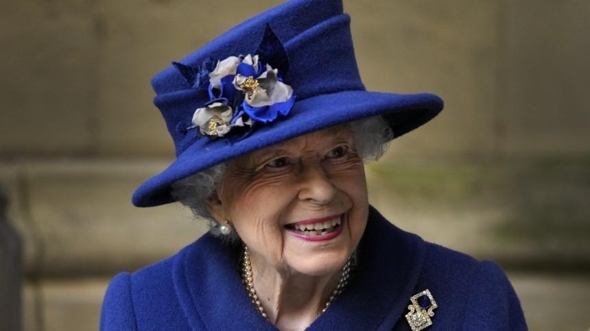 Елизавета II ответила школьникам изСевастополя иназвала Крым российским