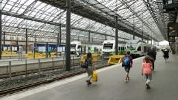 Финляндия возобновит пассажирские железнодорожные рейсы сРФ