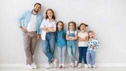 Мишустин назвал сумму, выделенную надополнительную поддержку семей сдетьми